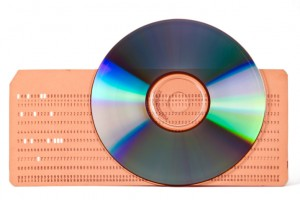 CD and punched card - the speed with which one technology is supplanted by another is determined by many factors