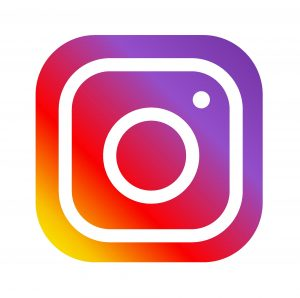 multi coloured shape logo for instagram app